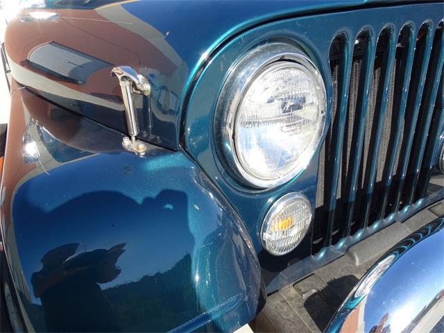 1977 Jeep CJ5 (CC-1428902) for sale in O'Fallon, Illinois