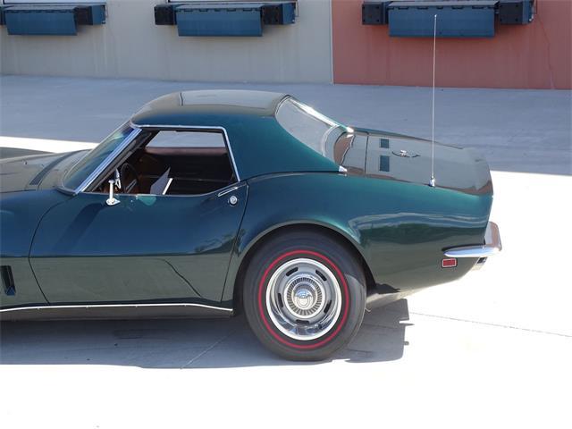 1968 Chevrolet Corvette (CC-1428903) for sale in O'Fallon, Illinois