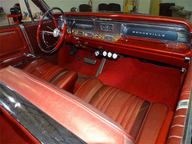 1963 Pontiac Bonneville (CC-1428905) for sale in O'Fallon, Illinois