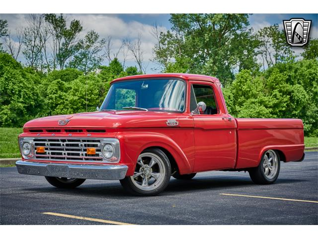 1964 Ford F100 (CC-1428908) for sale in O'Fallon, Illinois