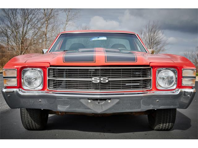 1971 Chevrolet El Camino (CC-1428912) for sale in O'Fallon, Illinois