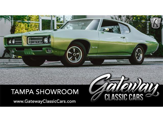 1969 Pontiac GTO (CC-1428955) for sale in O'Fallon, Illinois