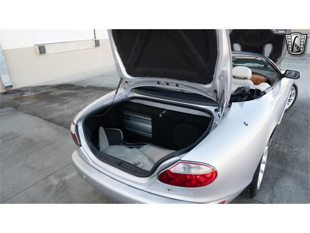 2002 Jaguar XKR (CC-1428977) for sale in O'Fallon, Illinois