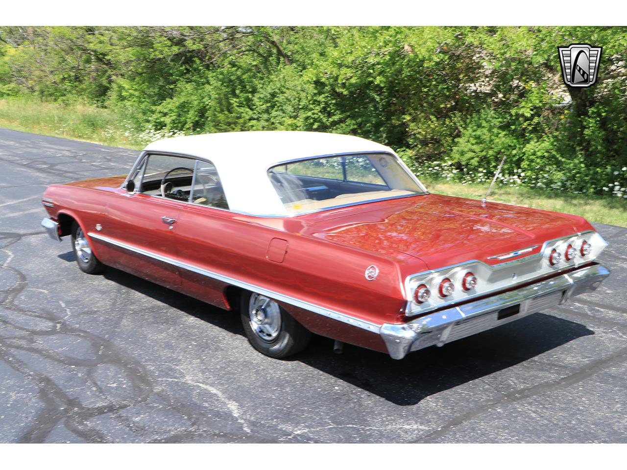 1963 Chevrolet Impala (CC-1420898) for sale in O'Fallon, Illinois