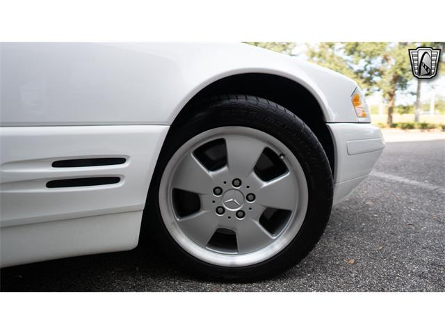 1999 Mercedes-Benz SL500 (CC-1428983) for sale in O'Fallon, Illinois