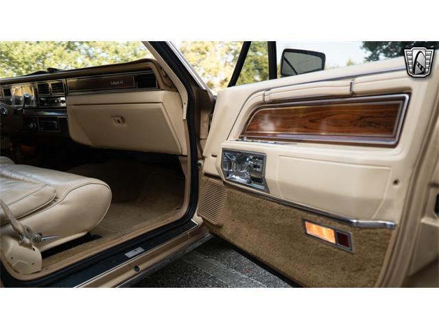 1983 Lincoln Continental (CC-1428984) for sale in O'Fallon, Illinois
