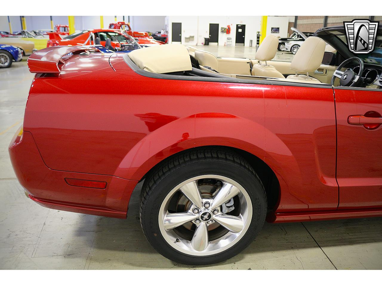 2008 Ford Mustang (CC-1420901) for sale in O'Fallon, Illinois