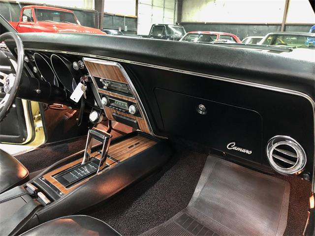 1968 Chevrolet Camaro (CC-1429011) for sale in Sherman , Texas