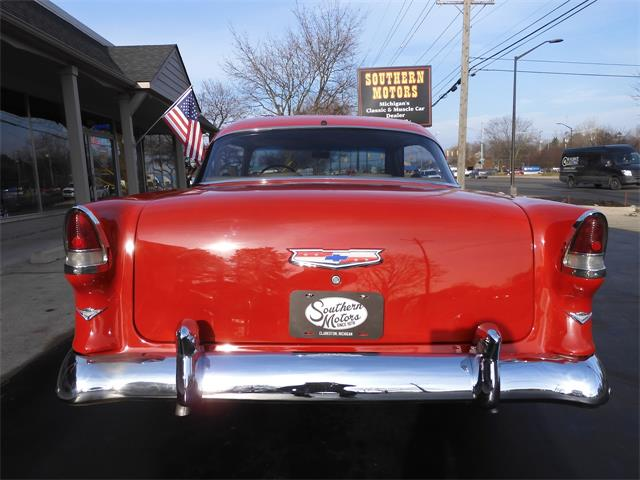 1955 Chevrolet Bel Air (CC-1429012) for sale in Clarkston, Michigan