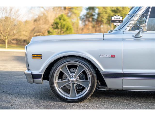 1972 Chevrolet C10 (CC-1429017) for sale in Milford, Michigan