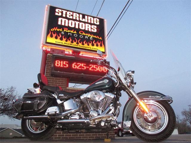 2002 Harley-Davidson FLSTCI (CC-1429018) for sale in Sterling, Illinois
