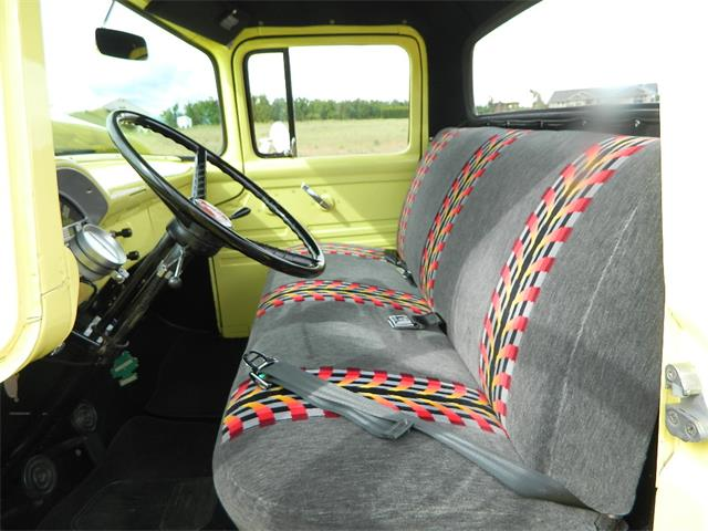 1956 Ford F100 (CC-1429024) for sale in orange, California