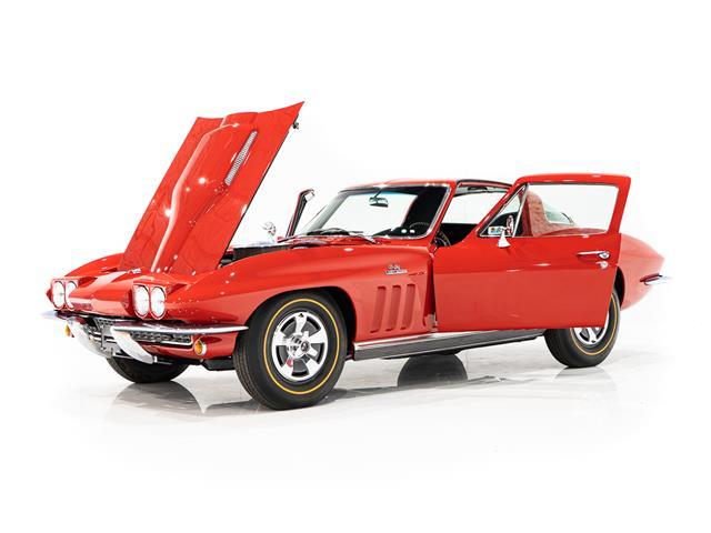 1966 Chevrolet Corvette (CC-1429026) for sale in Montreal, Quebec
