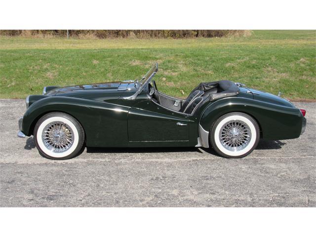 1960 Triumph TR3A (CC-1429038) for sale in Washington, Missouri