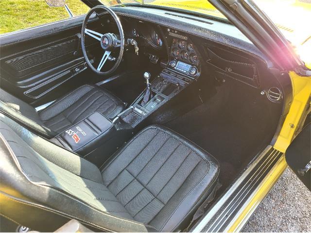 1970 Chevrolet Corvette (CC-1429050) for sale in martinsburg, Pennsylvania