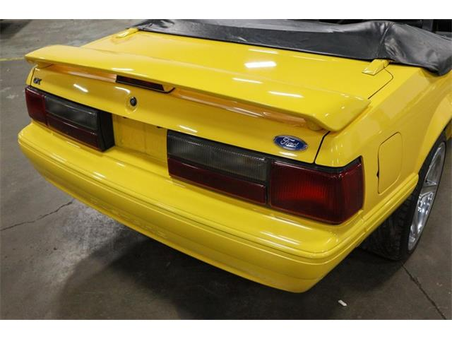 1993 Ford Mustang (CC-1429061) for sale in Kentwood, Michigan