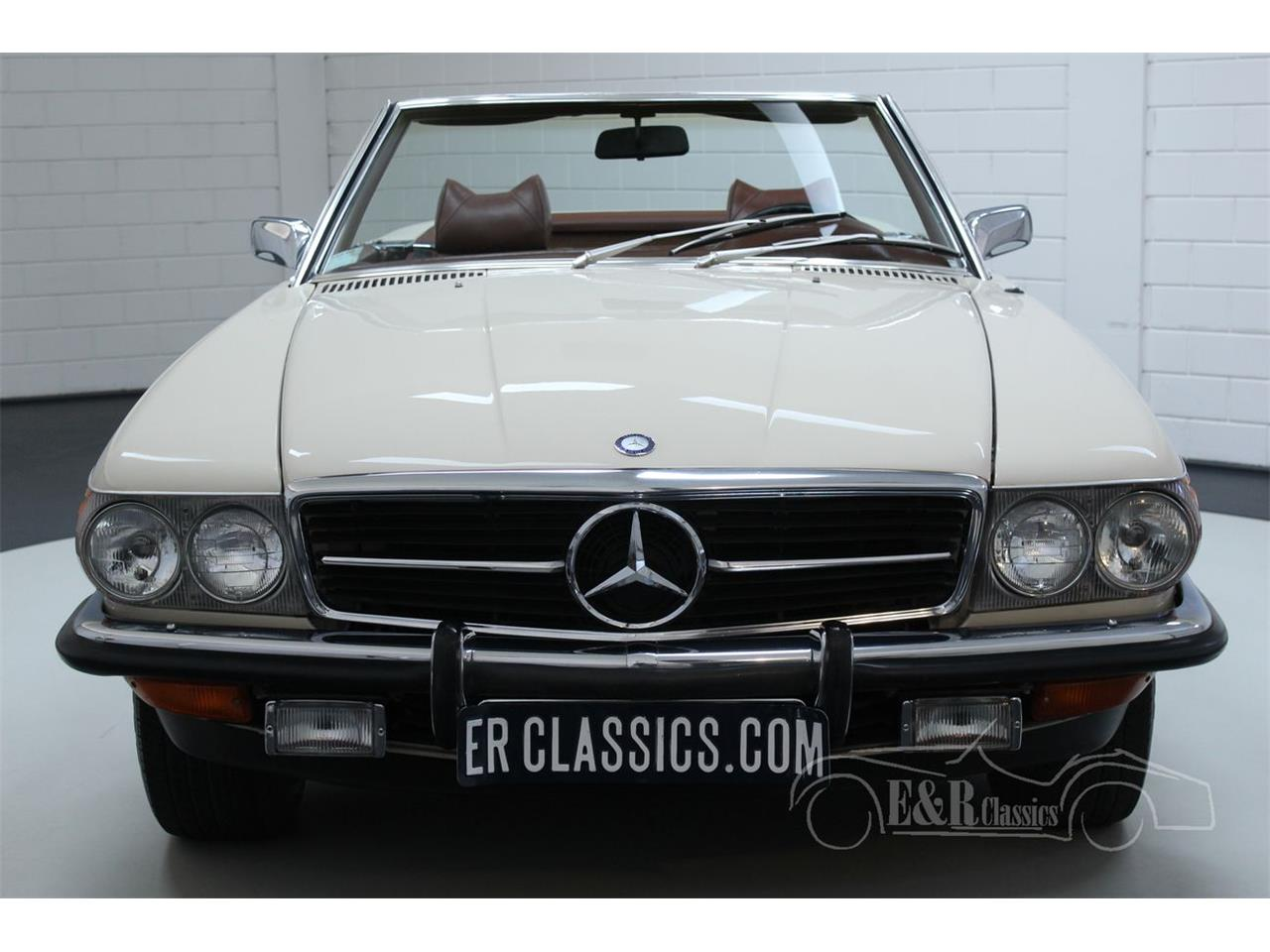 1972 Mercedes-Benz 350SL (CC-1420907) for sale in Waalwijk, Noord Brabant