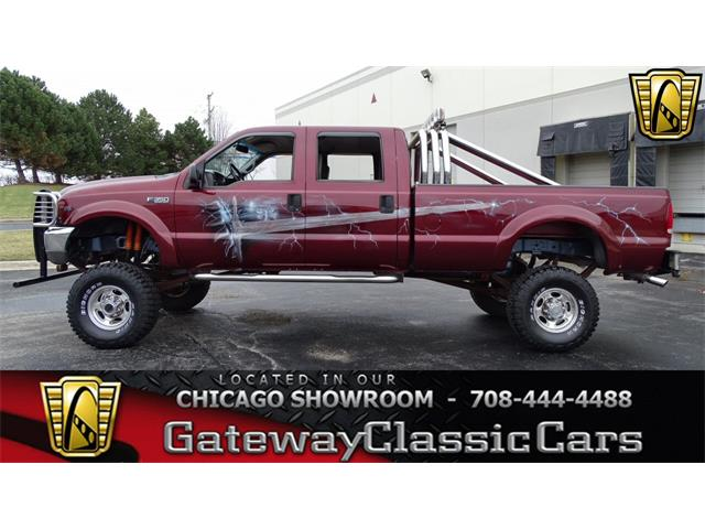 1999 Ford F350 (CC-1429070) for sale in O'Fallon, Illinois
