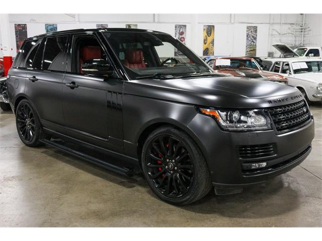 2016 Land Rover Range Rover (CC-1429076) for sale in Kentwood, Michigan