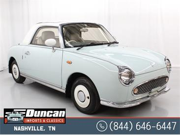 1991 Nissan Figaro (CC-1429077) for sale in Christiansburg, Virginia