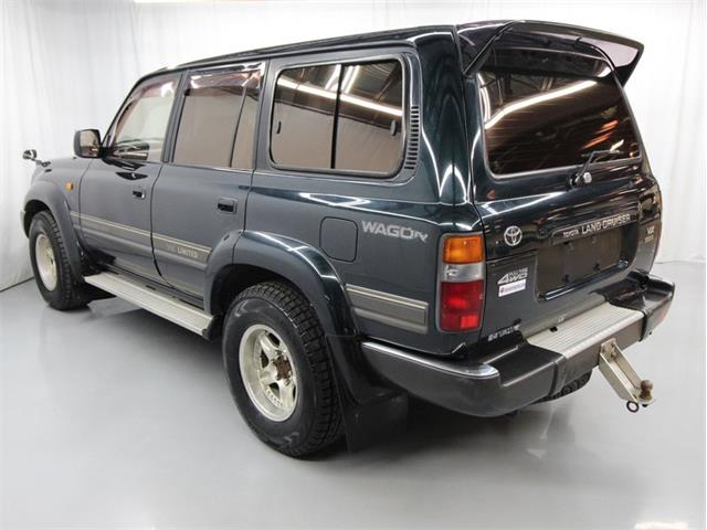 1993 Toyota Land Cruiser FJ (CC-1429080) for sale in Christiansburg, Virginia
