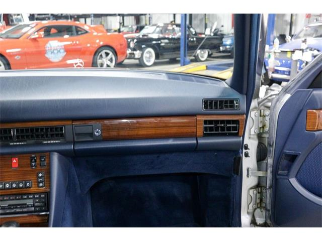1986 Mercedes-Benz 420SEL (CC-1429087) for sale in Kentwood, Michigan