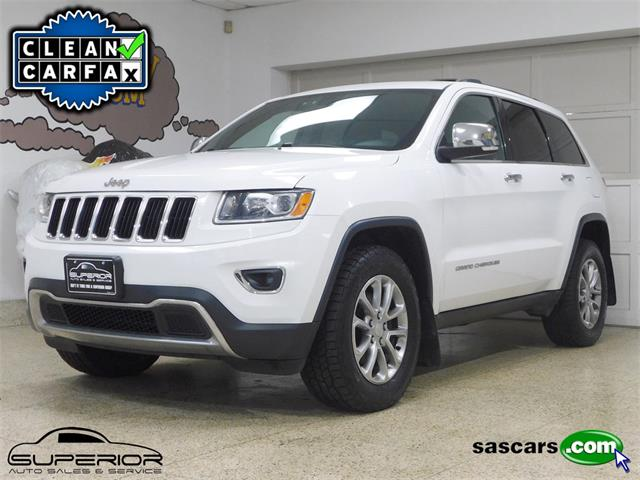 2014 Jeep Grand Cherokee (CC-1429090) for sale in Hamburg, New York