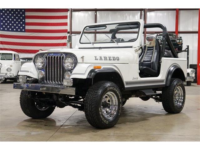 1984 Jeep CJ (CC-1429093) for sale in Kentwood, Michigan
