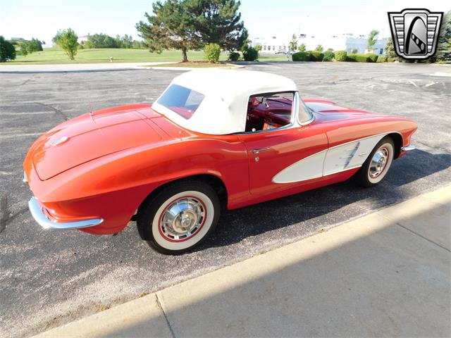 1961 Chevrolet Corvette (CC-1429098) for sale in O'Fallon, Illinois