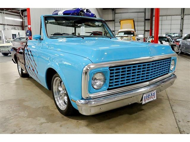 1972 Chevrolet C/K 10 (CC-1429099) for sale in Kentwood, Michigan