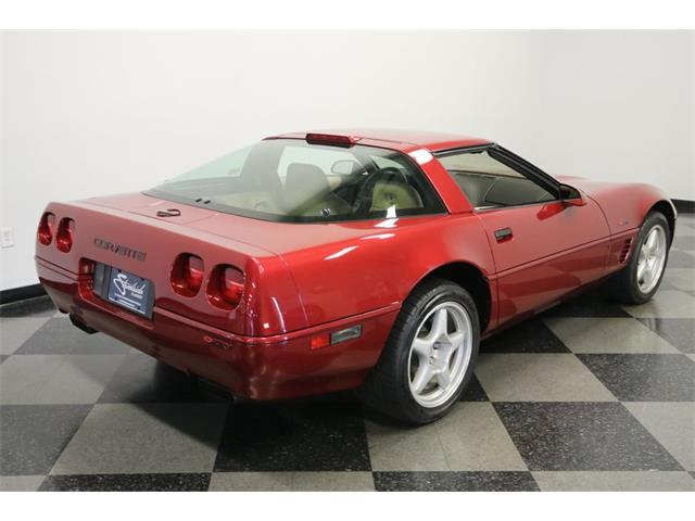 1995 Chevrolet Corvette (CC-1429100) for sale in Lutz, Florida