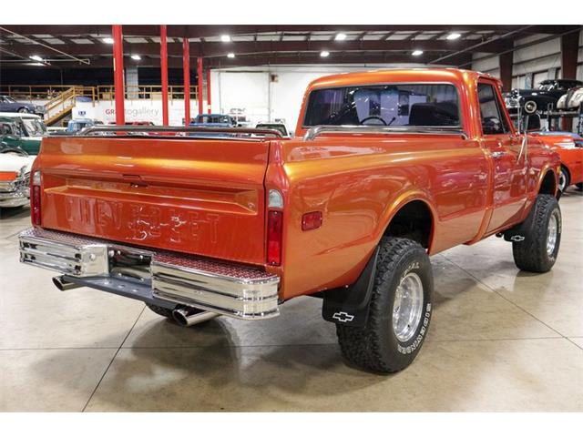 1972 Chevrolet K-10 (CC-1429102) for sale in Kentwood, Michigan