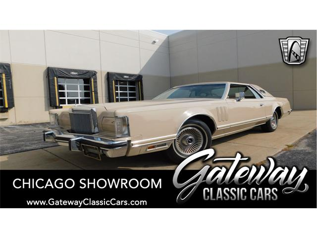 1979 Lincoln Continental Mark V (CC-1429104) for sale in O'Fallon, Illinois