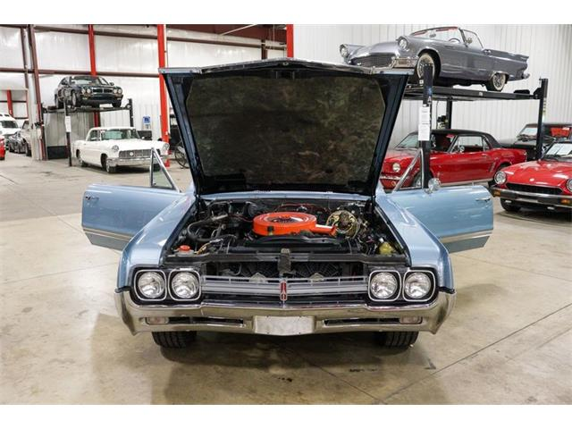 1966 Oldsmobile Cutlass (CC-1429110) for sale in Kentwood, Michigan