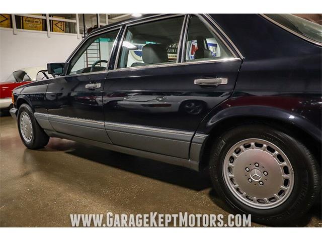 1986 Mercedes-Benz 560 (CC-1429119) for sale in Grand Rapids, Michigan