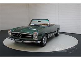 1967 Mercedes-Benz 230SL (CC-1420912) for sale in Waalwijk, Noord-Brabant