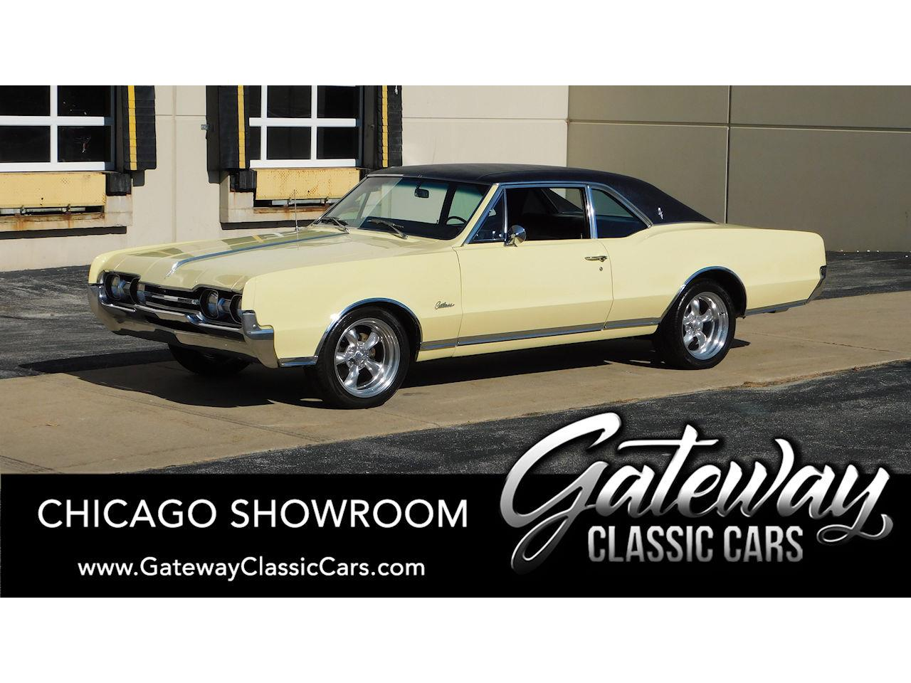 1967 Oldsmobile Cutlass (CC-1429122) for sale in O'Fallon, Illinois