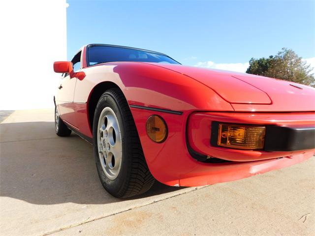 1987 Porsche 924 (CC-1429124) for sale in O'Fallon, Illinois