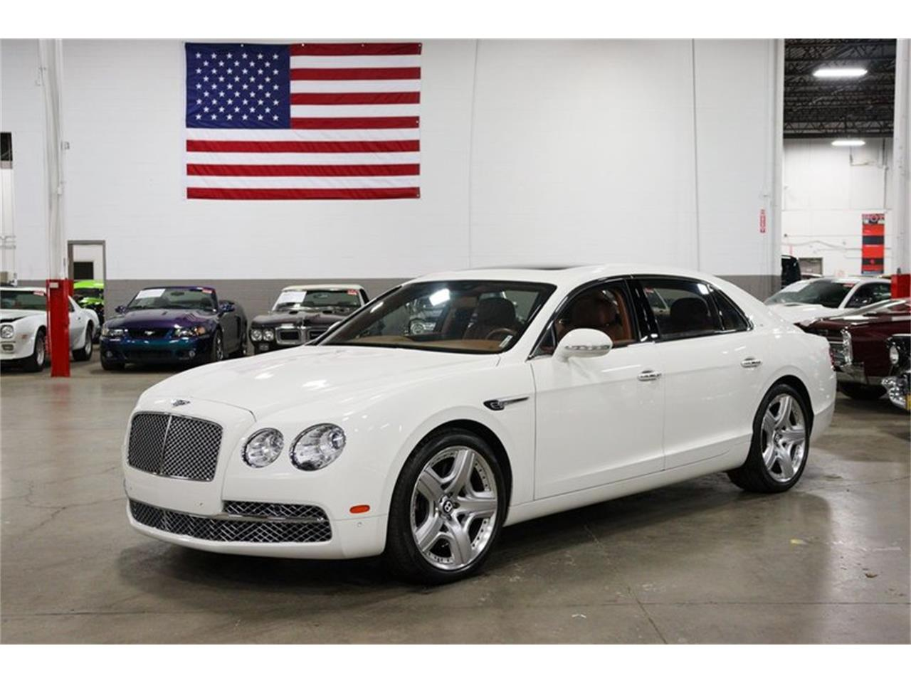 2014 Bentley Flying Spur (CC-1429134) for sale in Kentwood, Michigan