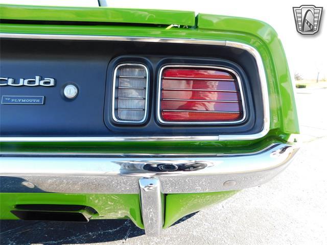 1971 Plymouth Cuda (CC-1429143) for sale in O'Fallon, Illinois