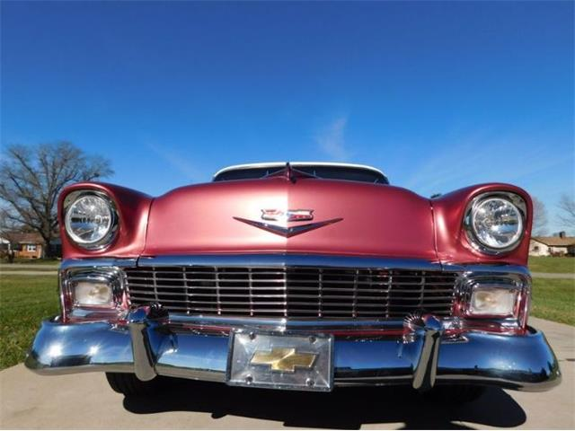 1956 Chevrolet Bel Air (CC-1429146) for sale in Cadillac, Michigan