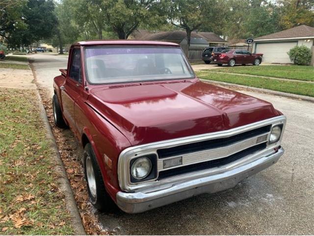 1970 Chevrolet C10 (CC-1429147) for sale in Cadillac, Michigan