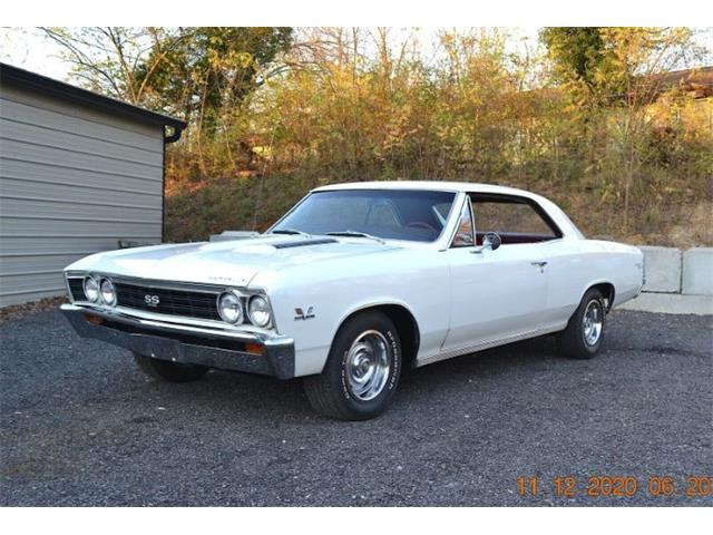 1967 Chevrolet Chevelle (CC-1429148) for sale in Cadillac, Michigan