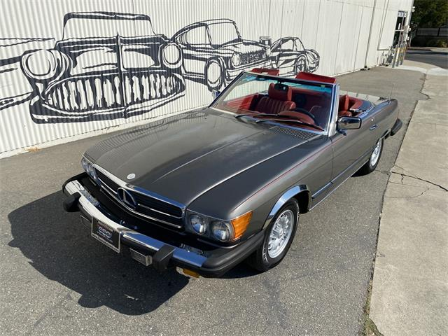 1979 Mercedes-Benz 450SL (CC-1429150) for sale in Fairfield, California