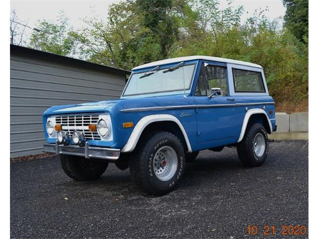 1972 Ford Bronco (CC-1429156) for sale in Cadillac, Michigan