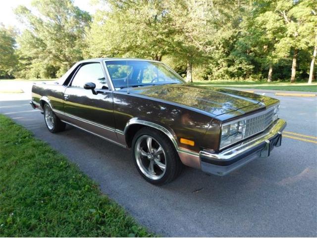 1984 Chevrolet El Camino (CC-1429169) for sale in Cadillac, Michigan