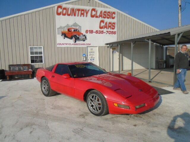 1993 Chevrolet Corvette (CC-1429170) for sale in Staunton, Illinois