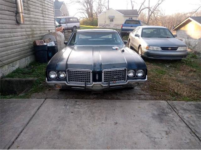 1972 Oldsmobile Cutlass (CC-1429175) for sale in Cadillac, Michigan