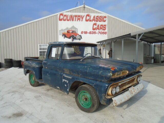 1960 Chevrolet Apache (CC-1429176) for sale in Staunton, Illinois