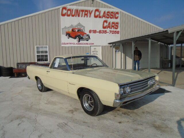 1969 Ford Ranchero (CC-1429177) for sale in Staunton, Illinois